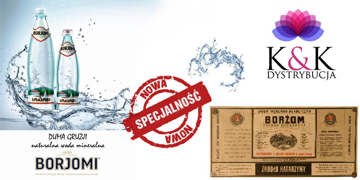 woda borjomi